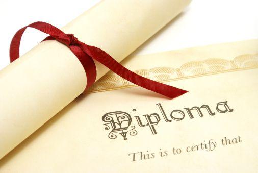 Giấy Lan Vi | Bằng tốt nghiệp in trên giấy mỹ thuật