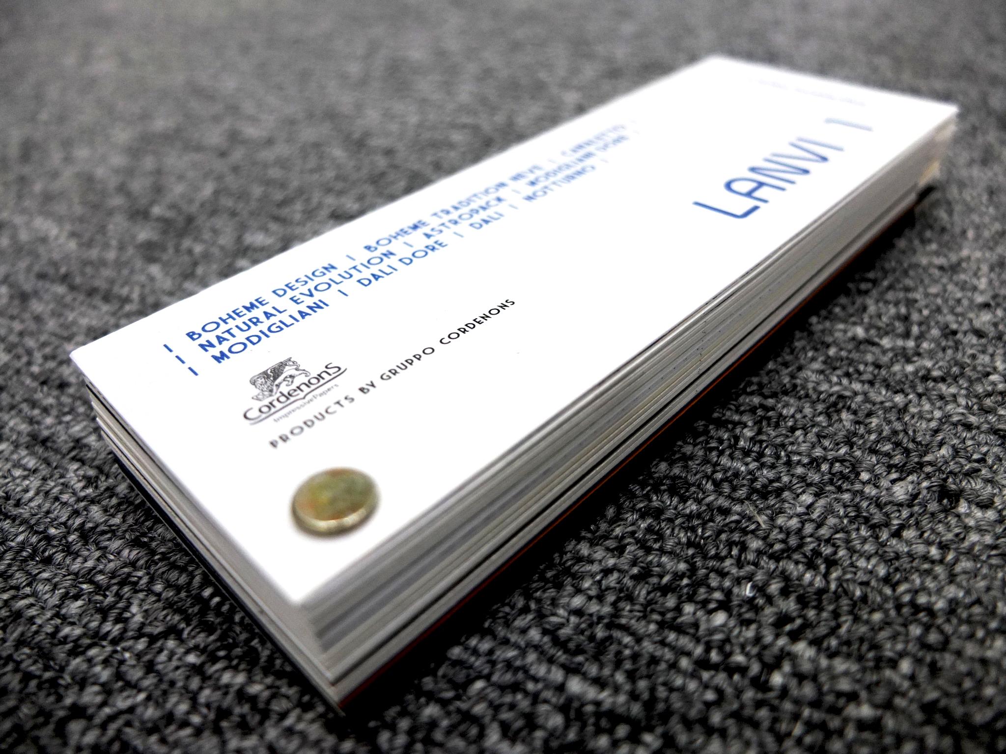 Giấy Lan Vi | Giấy Lan Vi ra mắt bộ mẫu giấy phiên bản 2017