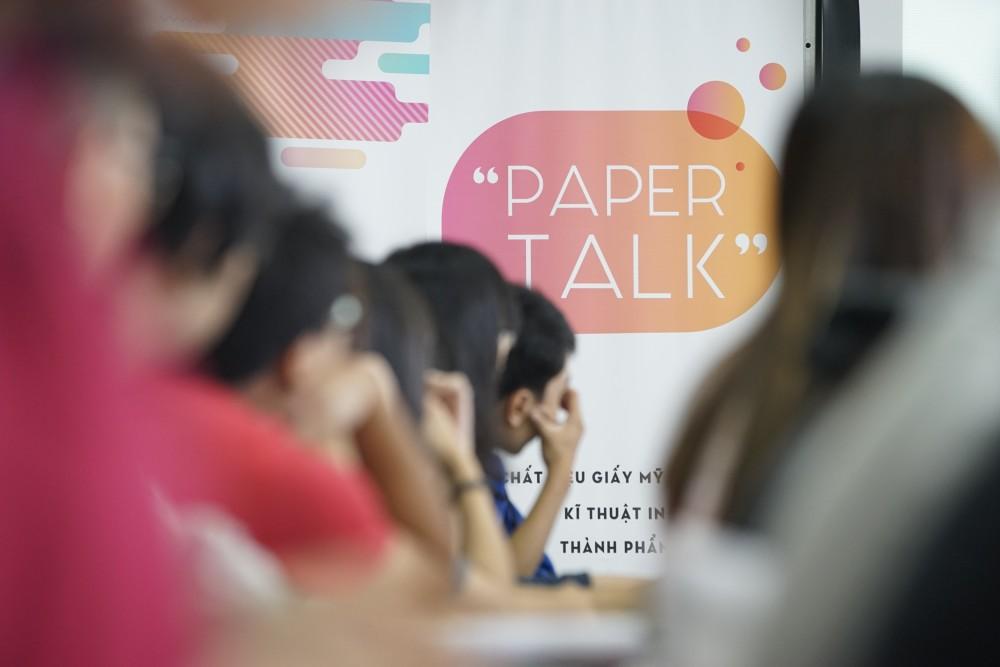 Giấy Lan Vi | Paper Talk tháng 4 với sinh viên ĐH Tôn Đức Thắng