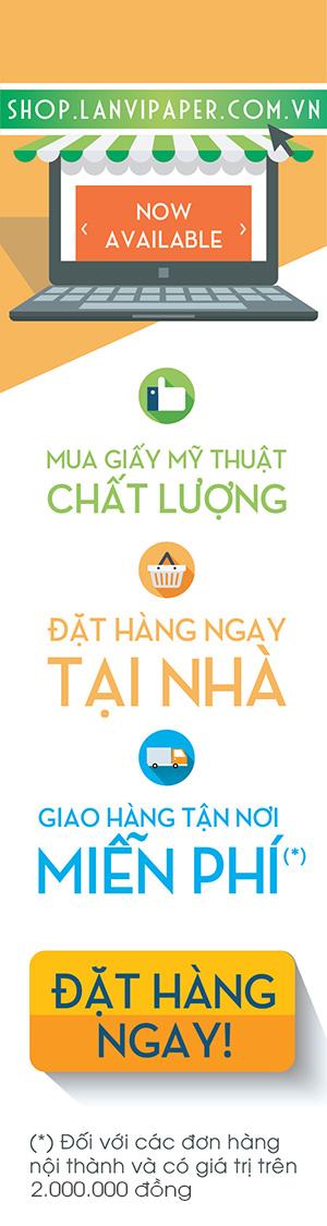 Shop.lanvipaper.com.vn Banner