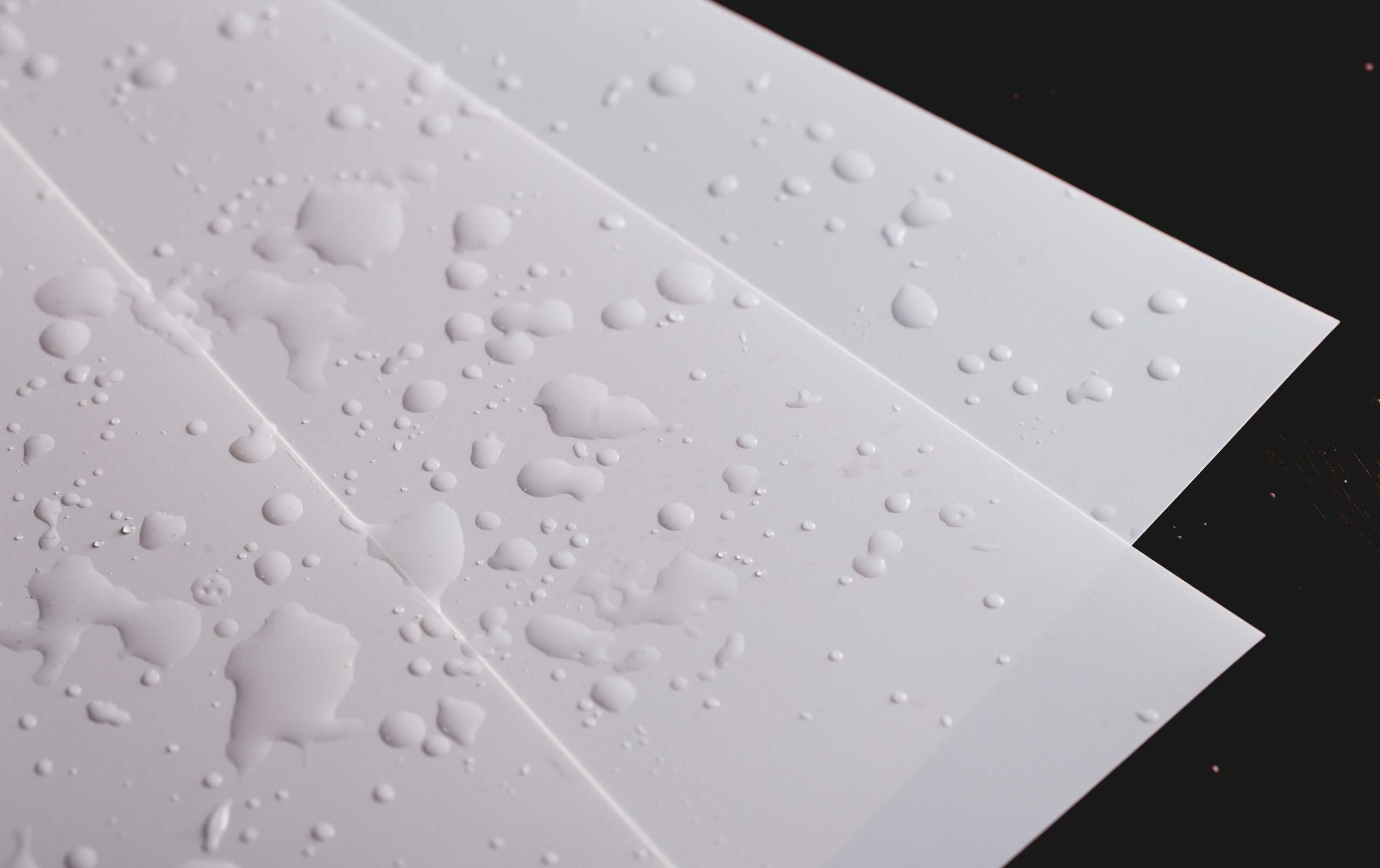 giấy nhựa xé không rách synthetic