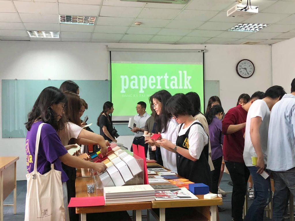paper talk - hoa sen 2